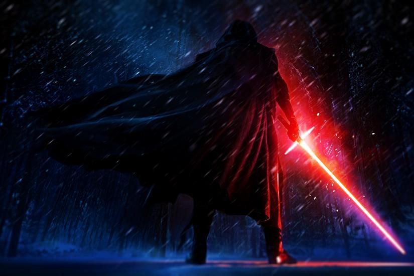 free download kylo ren wallpaper 3840x2160