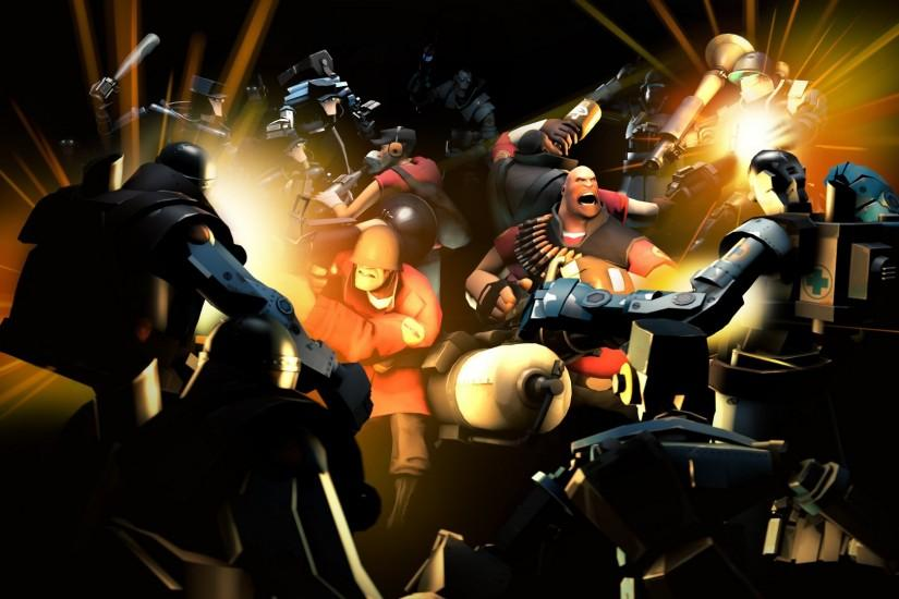 widescreen team fortress 2 wallpaper 1920x1080