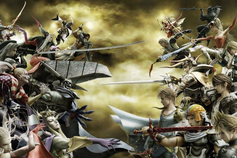 Final Fantasy wallpapers 14330 - Games - Television / Games
