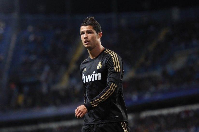 Cristiano Ronaldo Widescreen Background