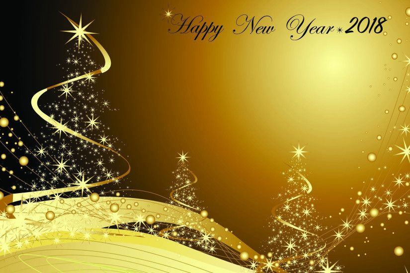 Happy New Year wishes hd latest cute wallpaper 2018