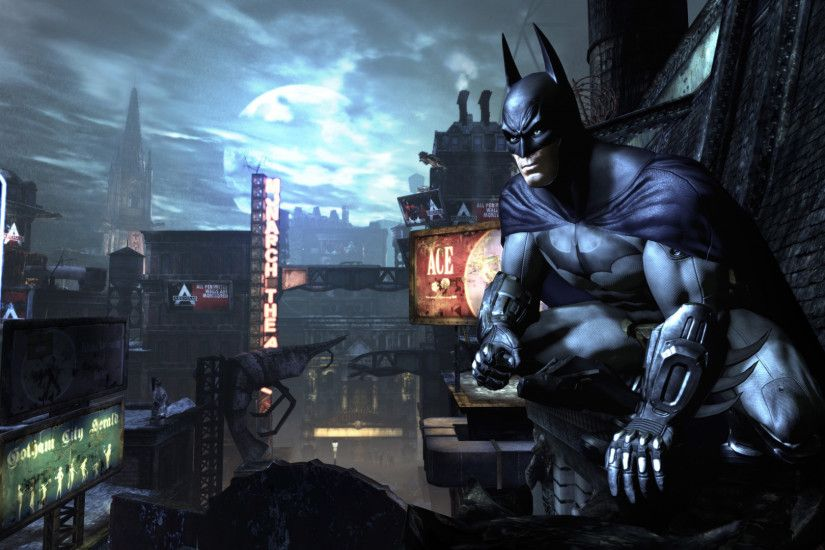 batman | Wallpaper HD: Batman: Arkham City HD Wallpapers