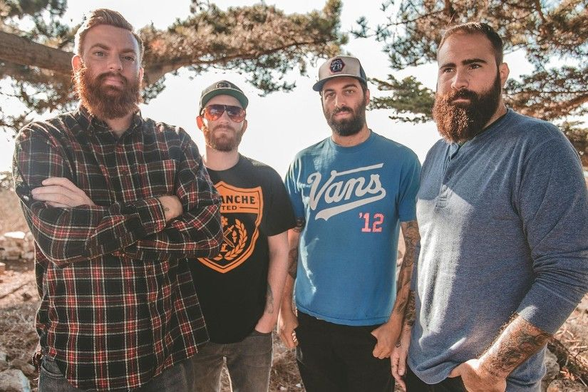 Four Year Strong, Seaway, Like Pacific, Grayscale, Life Lessons