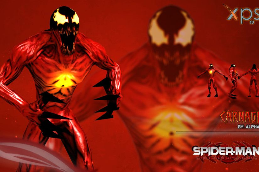 ... Spider-Man Shattered Dimensions: Carnage by XNASyndicate