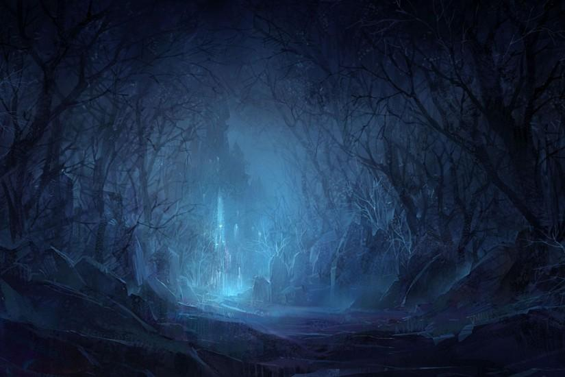 cool dark forest background 1920x1080 4k