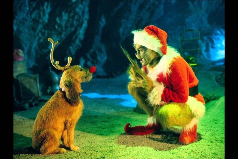 How <b>The Grinch</b> Stole Christmas images <b>