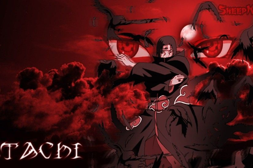 Itachi HD Background.