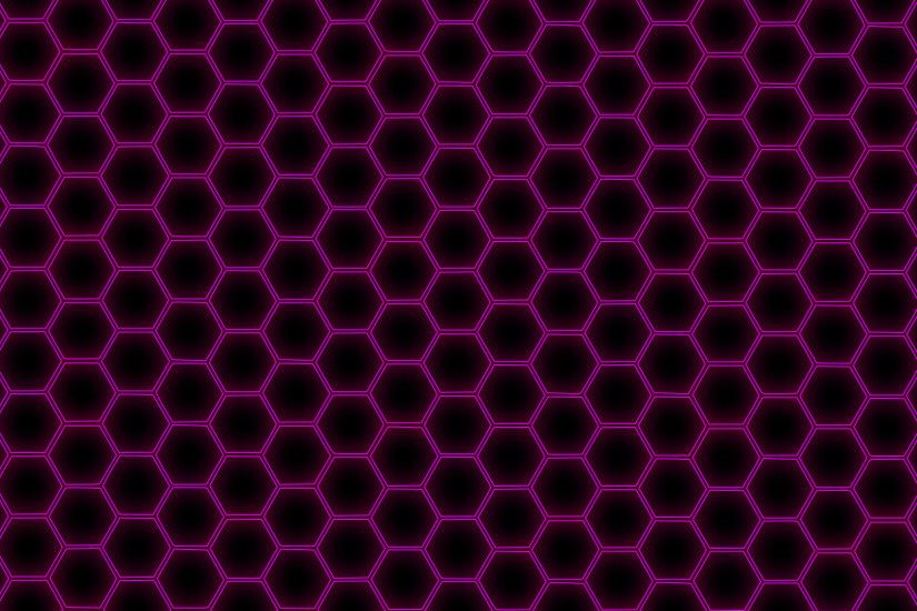 Hex Grid Purple by Metatality Hex Grid Purple by Metatality