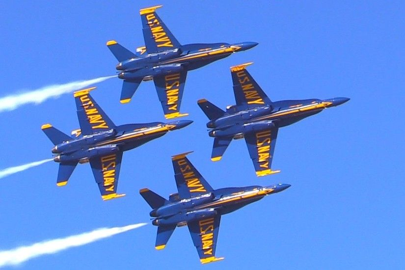 Blue Angels (53 Wallpapers)