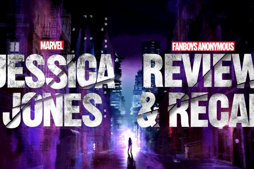 Marvel's Jessica Jones Season 1 Netflix Series Episodes 1-13 Review -  YouTube