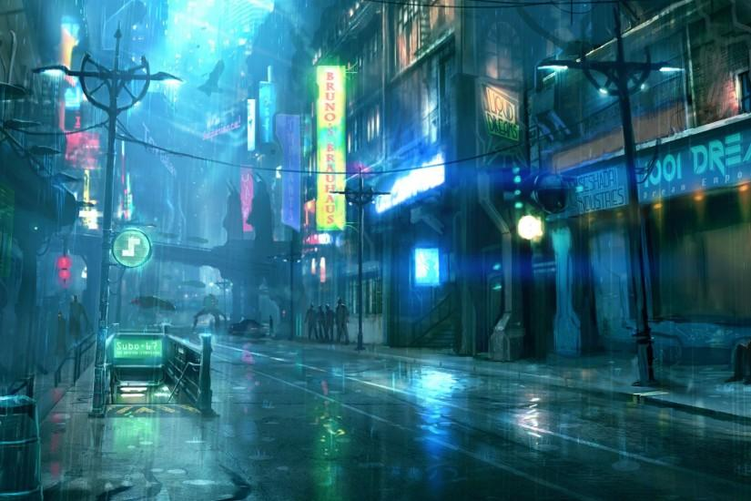 cyberpunk wallpaper 1920x1080 for ipad 2