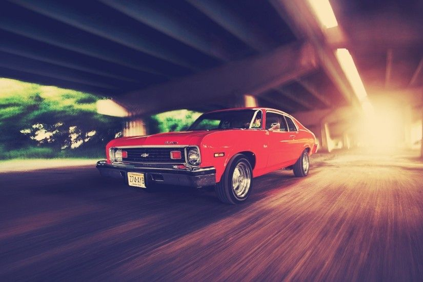 Vehicles - Chevy Nova Wallpaper