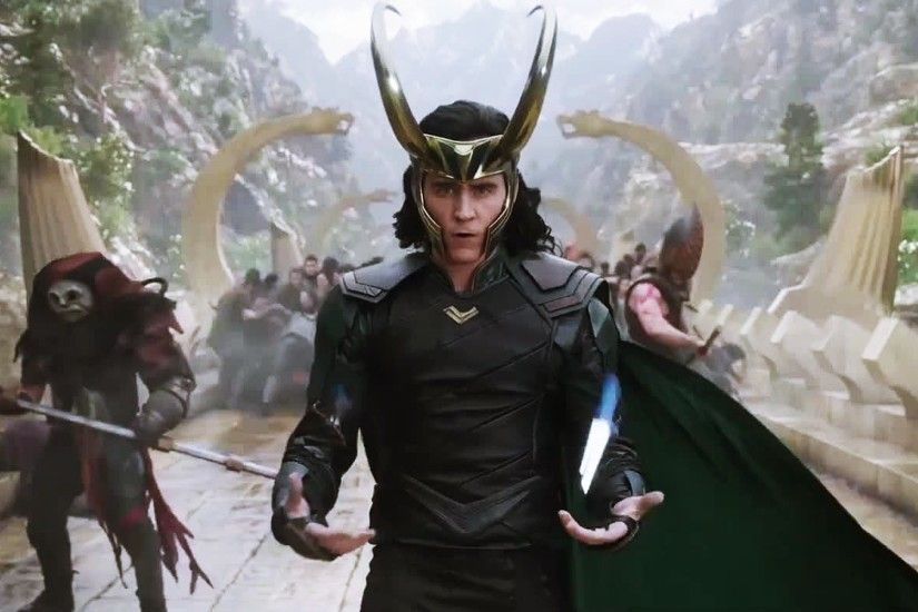 Tags: 1920x1080 Thor Ragnarok Hollywood Movies