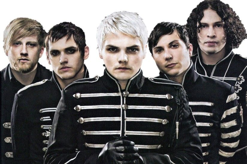 My Chemical Romance widescreen wallpapers My Chemical Romance Pictures