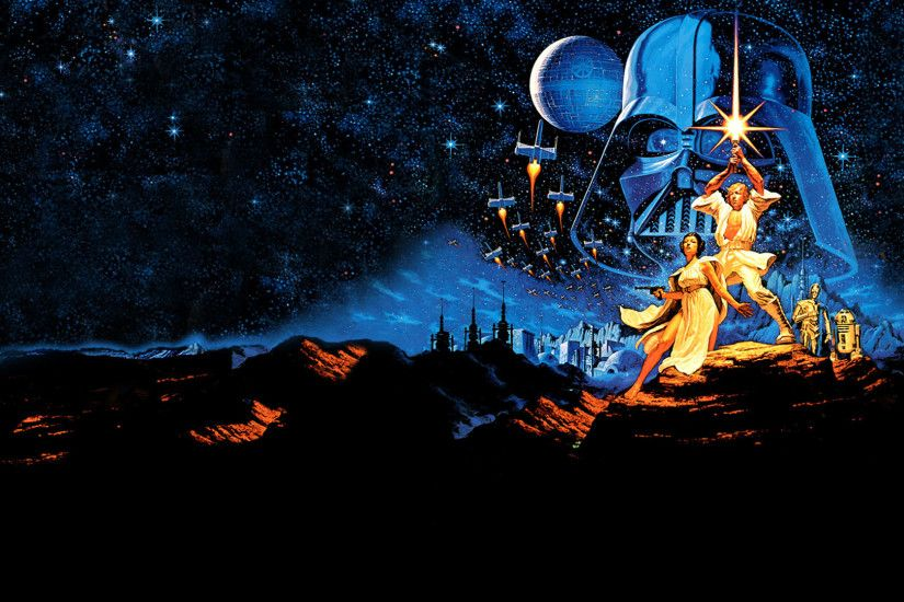 Largest Collection of Star Wars Wallpapers For Free Download - HD Wallpapers