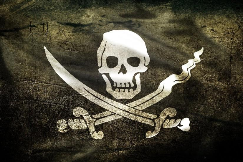Pirate Skull Cross Bones Wallpaper | High Quality Wallpapers,Wallpaper .