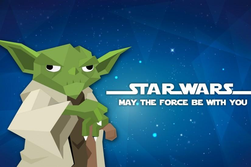 Star Wars, Jedi, Yoda, Star Wars: Episode VII The Force Awakens, Galaxy,  Stars Wallpaper HD