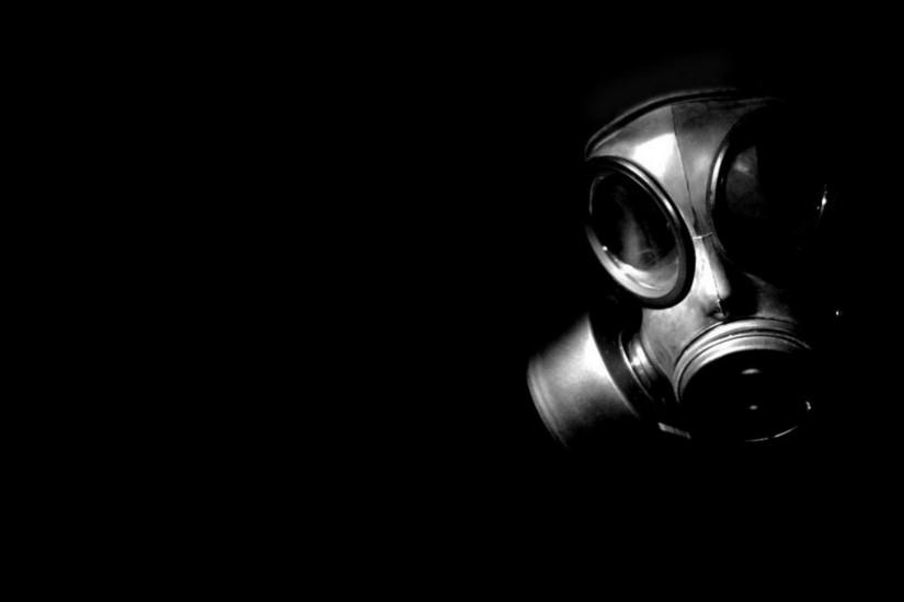 gas mask wallpaper 1920x1080 for mac