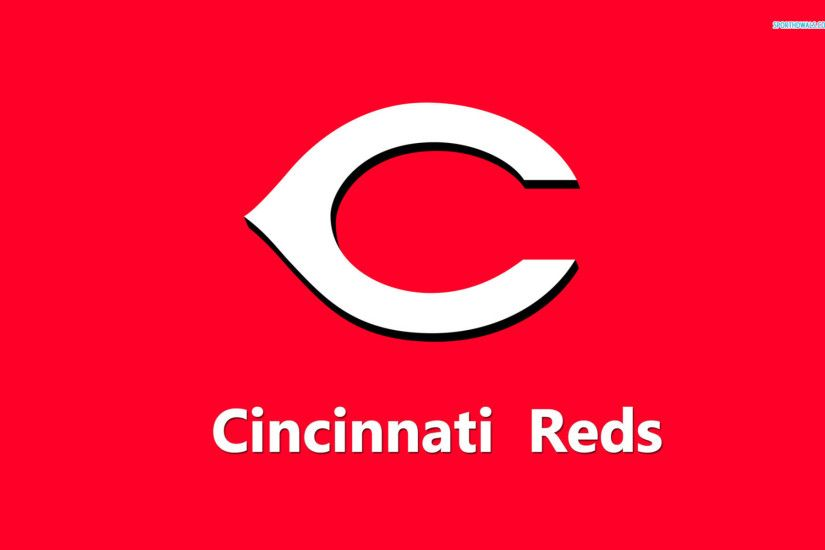 Cincinnati Reds Logo wallpaper - 935632