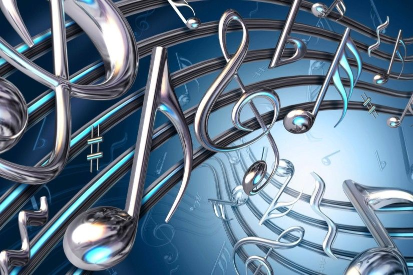 music notes sounds key wallpaper metal line feed