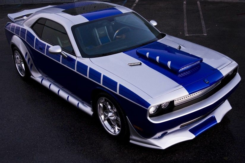 Free Download Dodge Challenger Mopar Hd Wallpaper Lowrider Car .