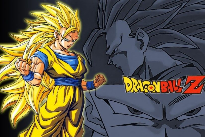 Goku Dragon Ball Z Backgrounds HD.