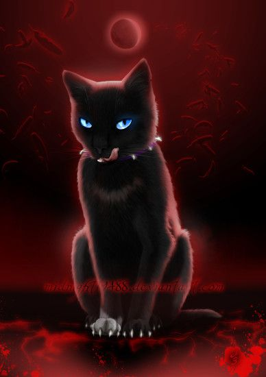 Yolly-anda 219 70 Warrior Cats - Scourge by Midnight19488