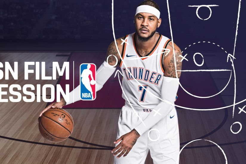 Carmelo Anthony can push Thunder back to elite offensive status | NBA |  Sporting News
