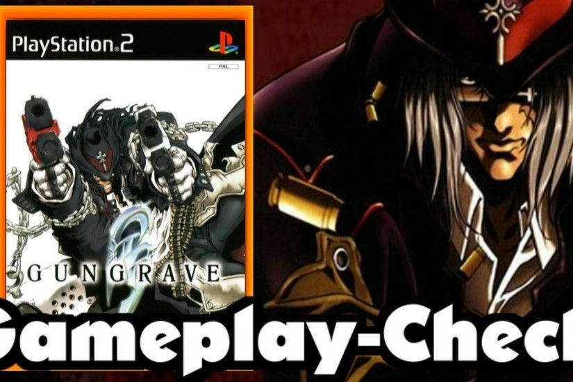 Gungrave (Playstation 2) Gameplay-Check
