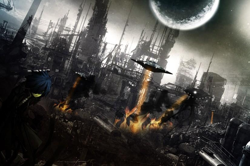Apocalypse wallpaper by ATNDesign Apocalypse wallpaper by ATNDesign
