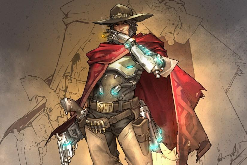 popular mccree wallpaper 2560x1440 for 1080p