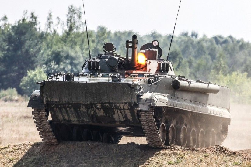bmp-3 military machine corps