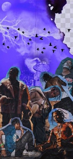 [art] Days Before Rodeo themed wallpaper ...