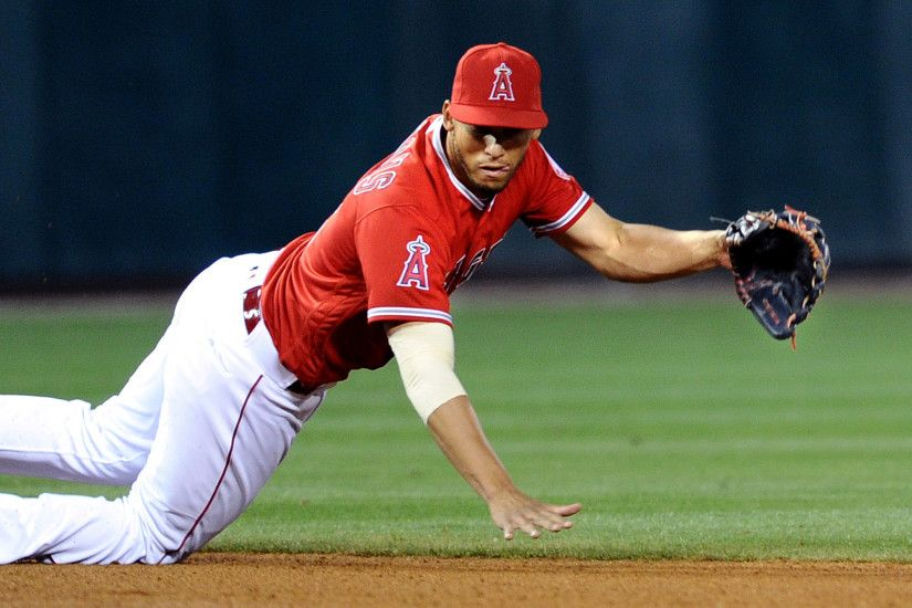 Frequent shifting has not paid off so far for the Los Angeles Angels - LA  Times