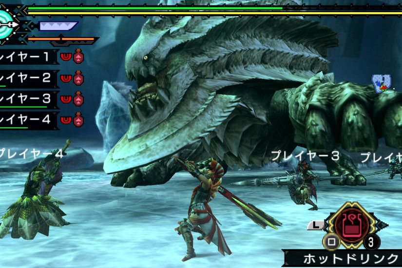 Images of Monster Hunter Portable 3rd | 1920x1080