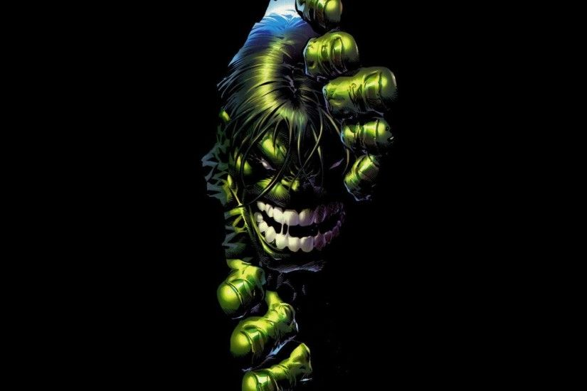 Hulk Wallpaper anime