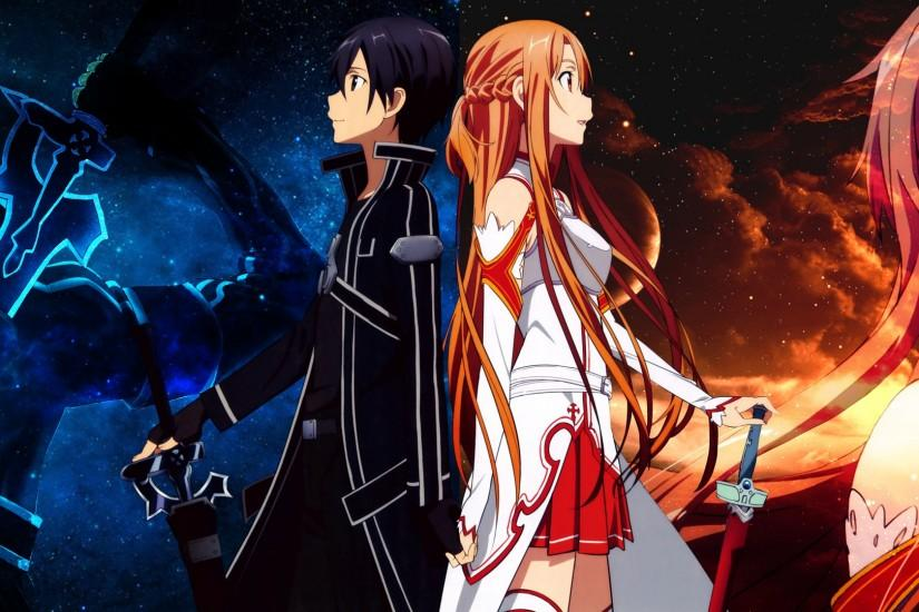 sao wallpaper 3840x1080 windows 10
