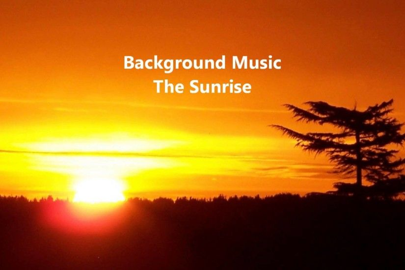 "Matyas Vonz (Origins Of Music) - ""The Sunrise"" - Background Music"