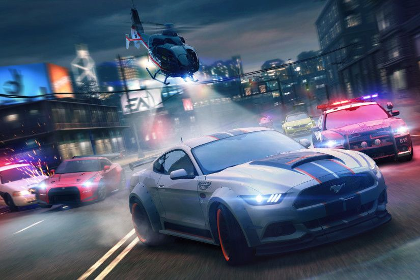 Need for Speed Rivals HD desktop wallpaper : Widescreen : High 1280×720 NFS  HD