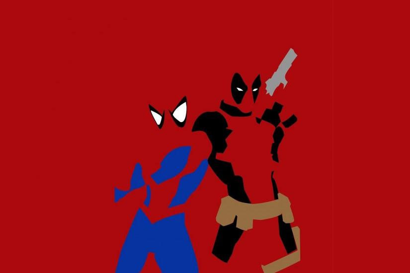 Free Spiderman Background.