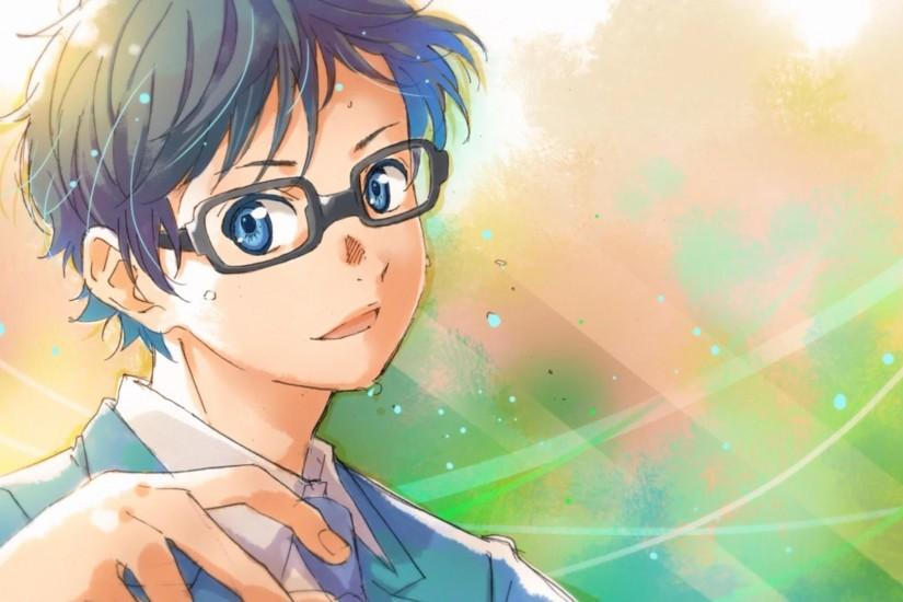 Shigatsu wa Kimi no Uso images Kousei Arima HD wallpaper and background  photos