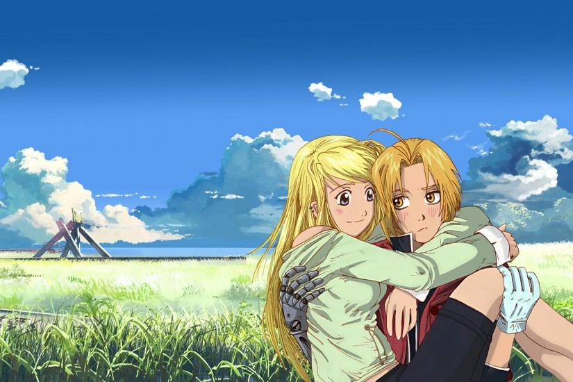 fullmetal alchemist wallpaper 1920x1200 for pc