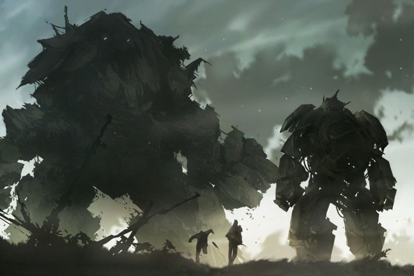 Shadow of the Colossus HD Wallpaper | 1920x1080 | ID:50723 .