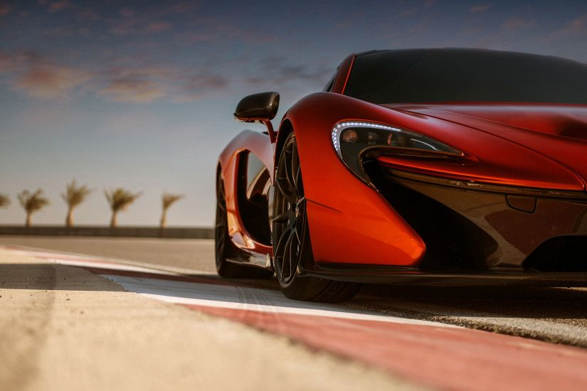 Mclaren P1 Super Car Wallpaper