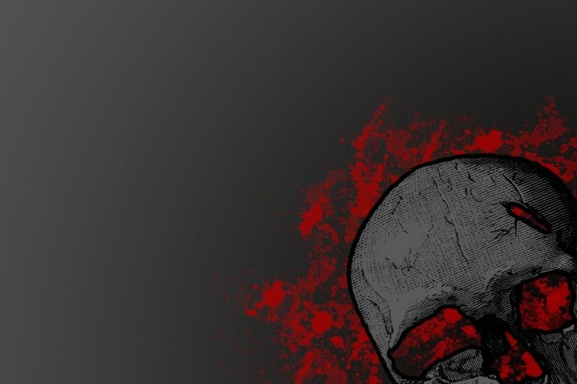 Dark Blood Skull Wallpaper At Dark Wallpapers