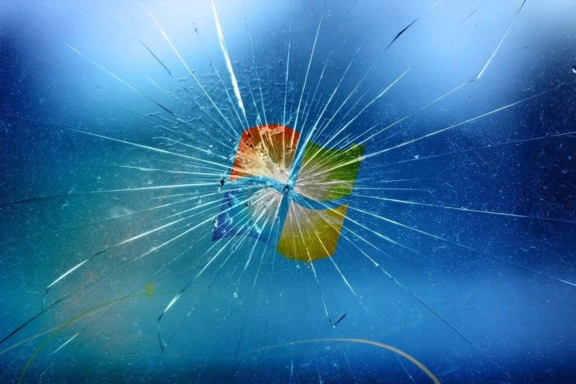Cracked Screen Wallpapers HD for Windows 10 PC free
