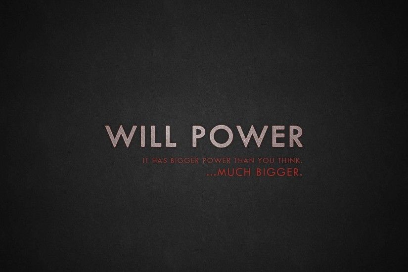 Will power is the best success power motivational wallpapers
