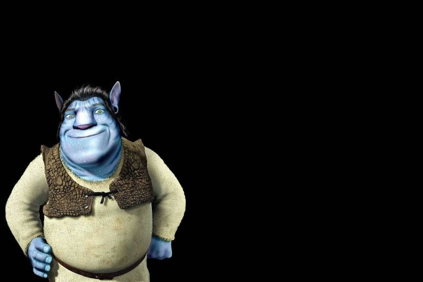 Avatar Shrek
