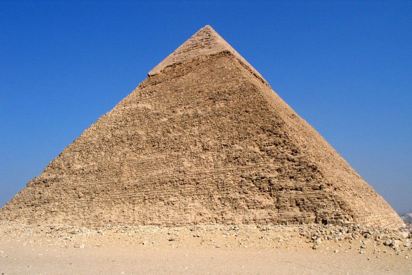 Giza Pyramid · HD Wallpaper | Background ID:409284