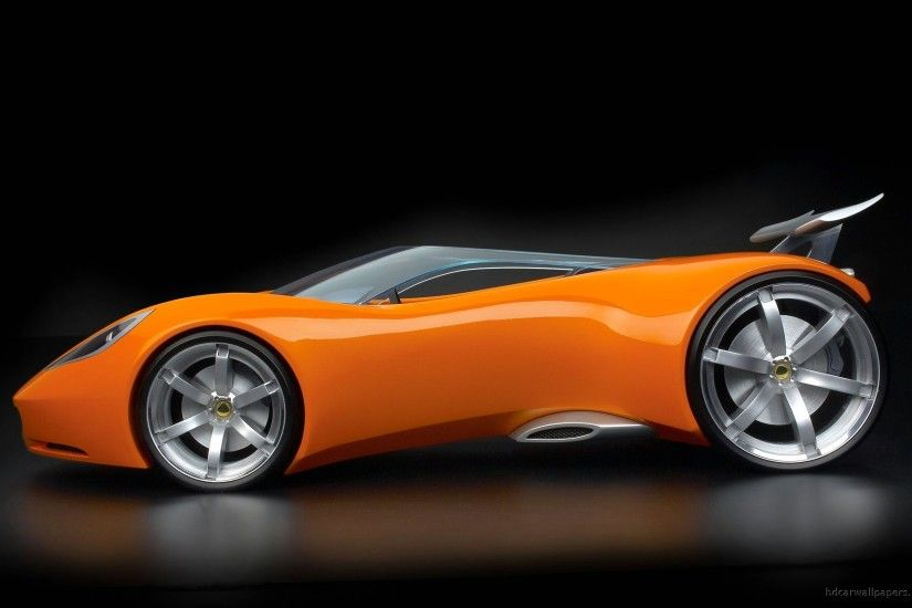 Lotus Hot Wheels Concept 4